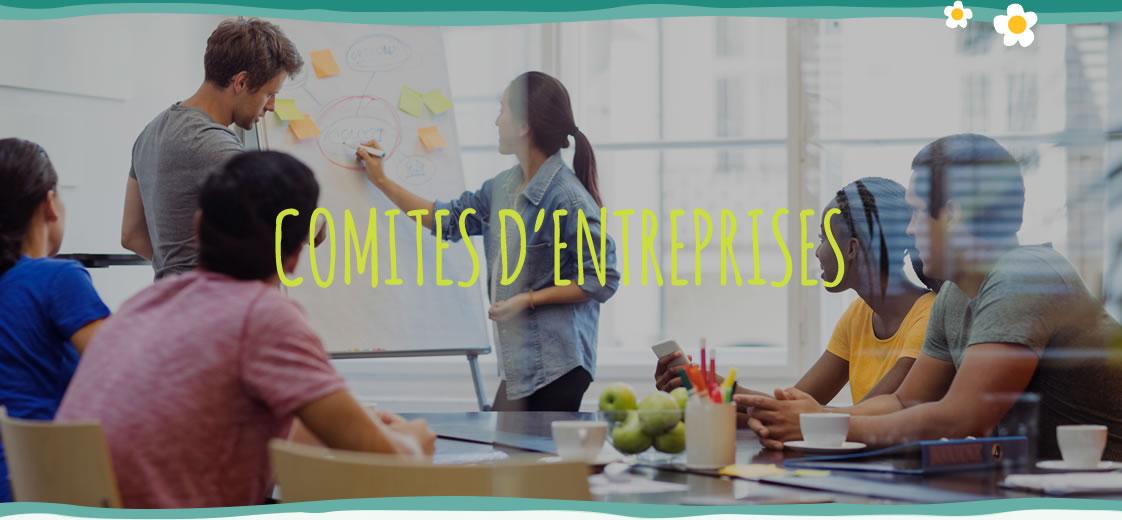 Comités d'entreprises
